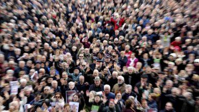 Sindicatos abertzales y pensionistas llaman hoy a la huelga general en Euskadi y Navarra