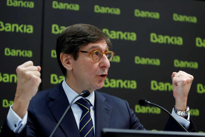 Bankia detecta interés entre inversores y confía en que el Estado prosiga la privatización.