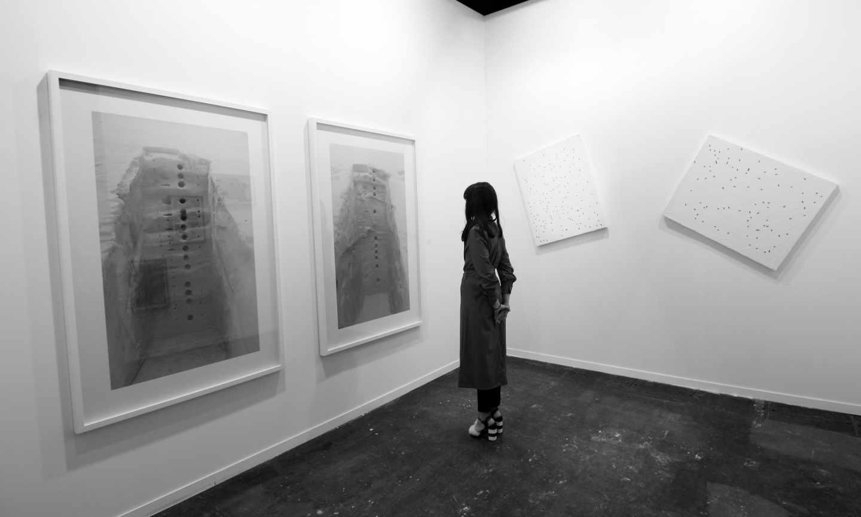 Espacio de la galería Aural en ARCO 2018