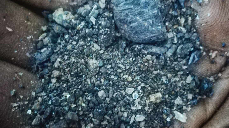 Resultado de imagen de mina coltan