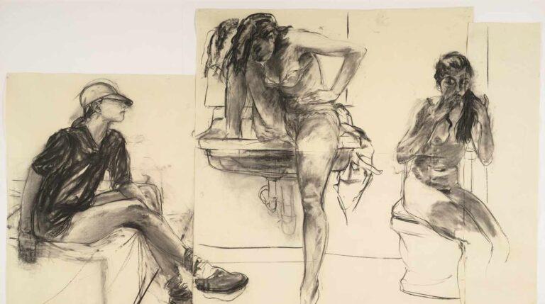 Eric Fischl, Untitled, 1986