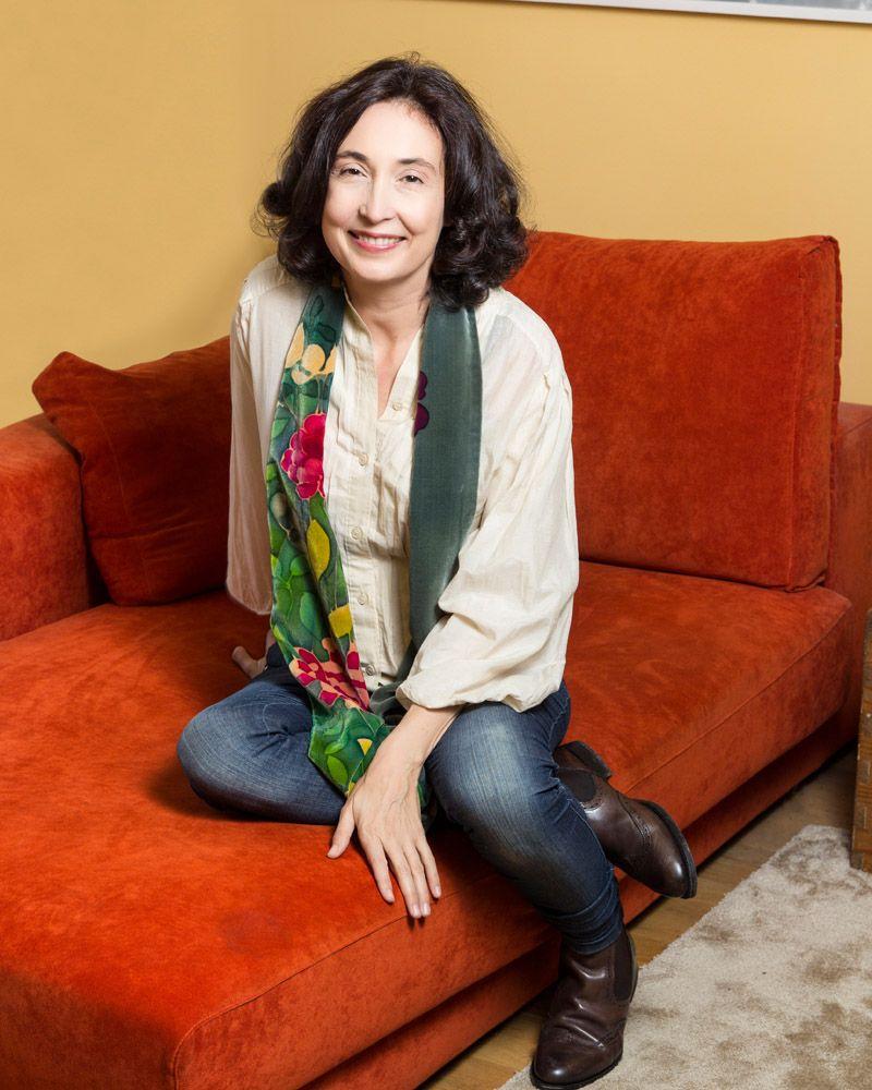 Elsa Punset, directora de contenidos del Laboratorio de Aprendizaje Social y Emocional
