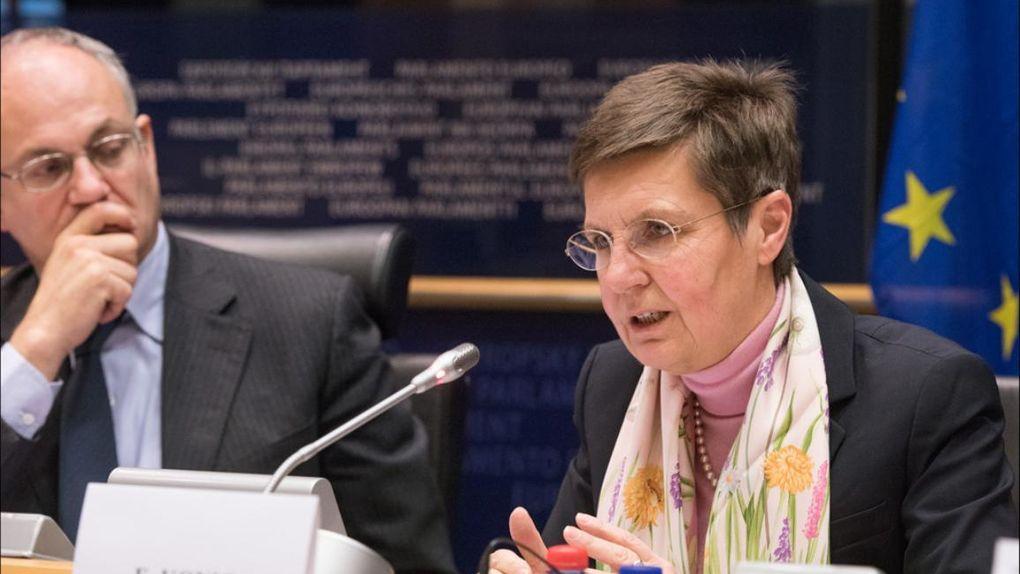 Elke König, directora gerente de la Junta Única de Resolución (JUR).
