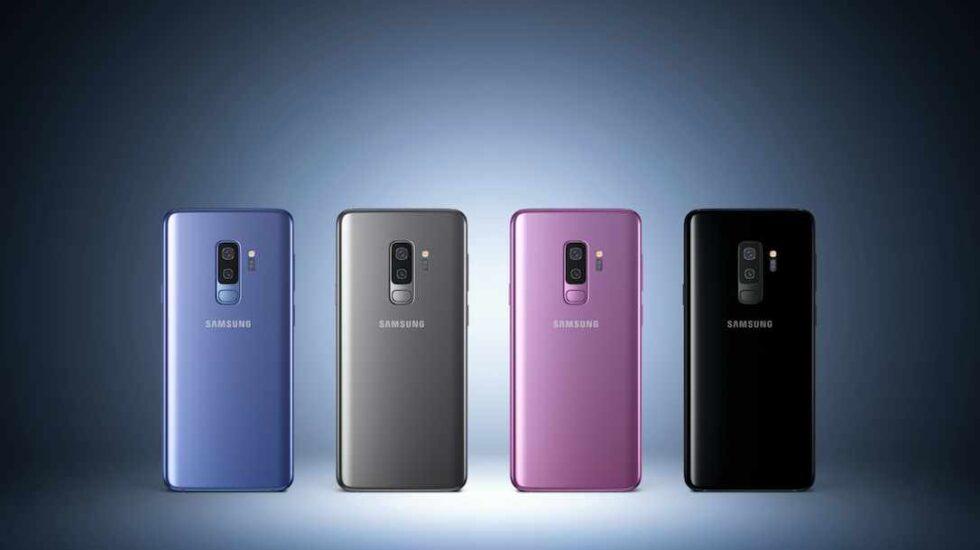 El nuevo Samsung Galaxi S9.