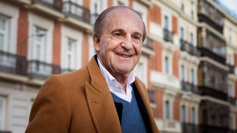 José María García llega a la Audiencia Nacional.