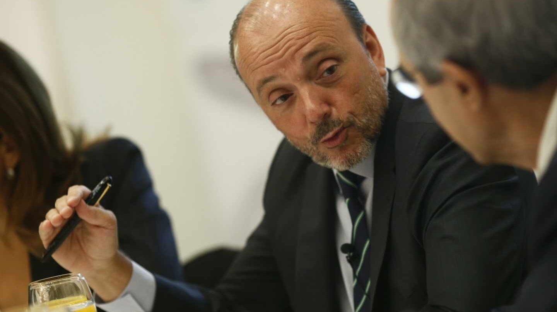 Javier Monzón, presidente no ejecutivo de Prisa.
