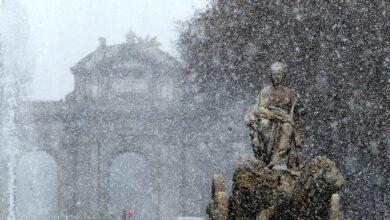 Madrid podría presenciar la nevada más grande del siglo durante la semana de Reyes