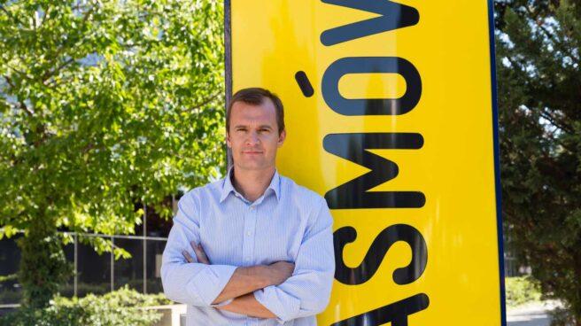 El consejero delegado del Grupo MásMóvil, Meinrad Spenger.
