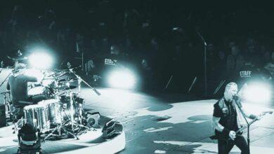 Metallica o la belleza del ruido