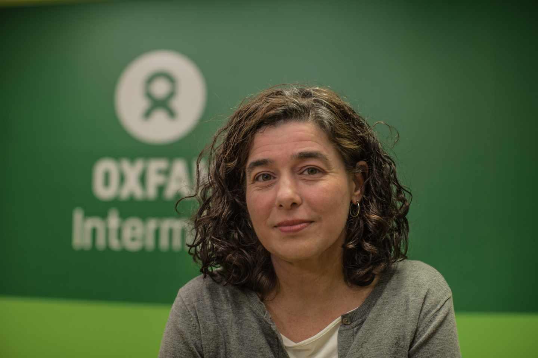 Pilar Orenes, vicepresidenta de Oxfam Intermón.