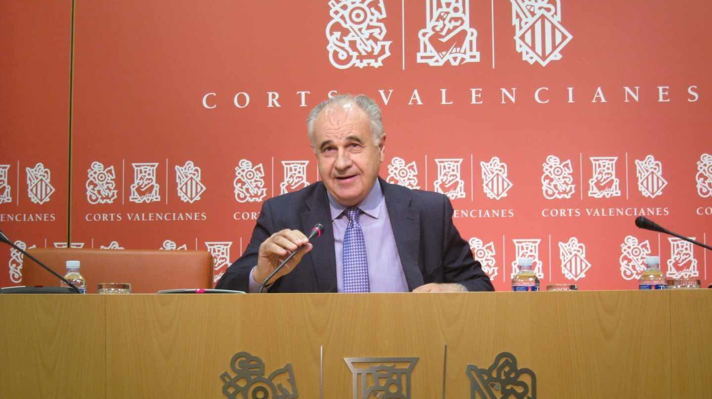 El ex 'conseller' de la Generalitat Rafael Blasco.