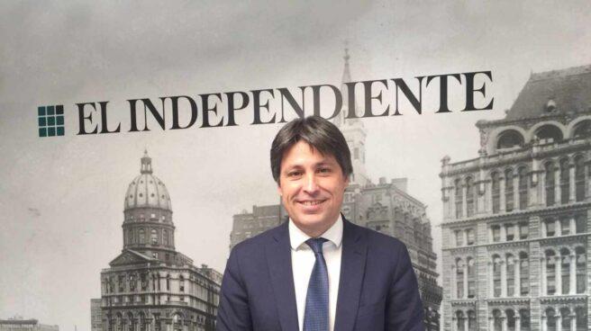 El presidente de Sociedad Civil Catalana, José Rosiñol.