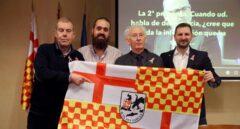 Tabarnia invita a manifestarse el 25F al ritmo de Los Manolos