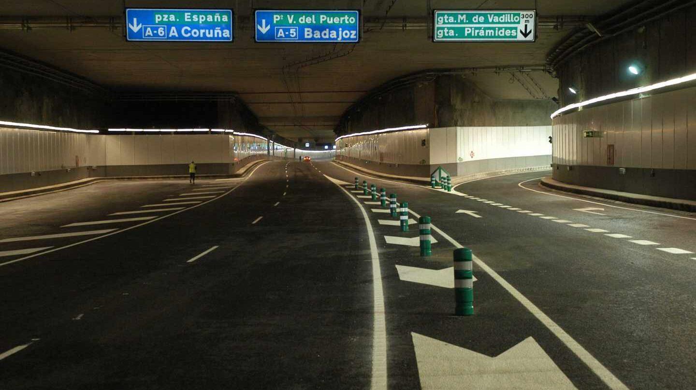 El Ayuntamiento de Madrid interviene a Dragados (ACS) la gestión de nueve túneles de la capital