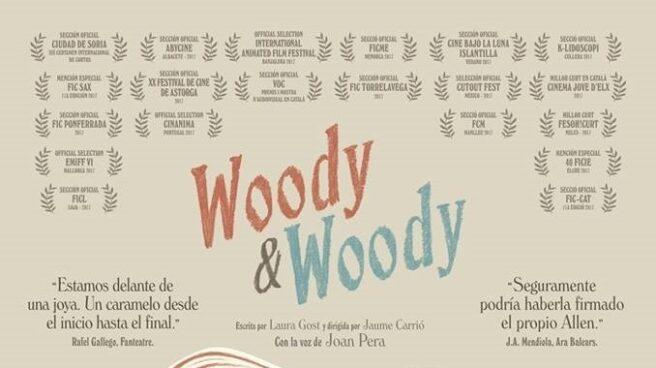 Ilustración de Woody Allen.