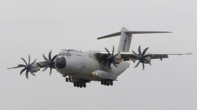 Airbus se sobrepone a los problemas del A400M y se dispara más de un 10% en bolsa.