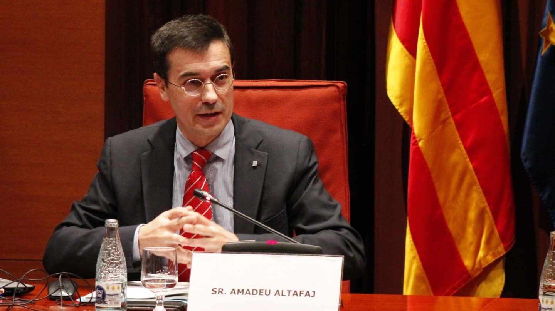El representante de la Generalitat ante la Unión Europea, Amadeu Altafaj.