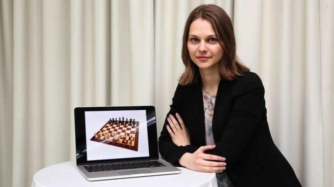 Anna Muzychuk, ajedrecista ucraniana