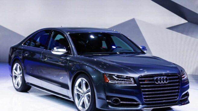 La policía registra la sede de Audi por el escándalo de las emisiones diésel.