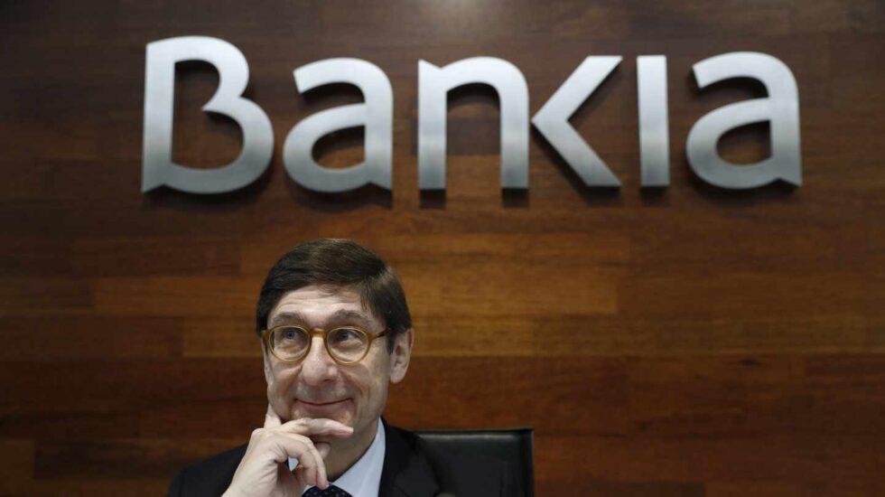 Bankia ganará 1.300 millones en 2020 y duplicará sus dividendos