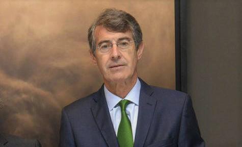 El consejero delegado de Iberdrola en España, Fernando Becker. Su nombre suena entre los candidatos para sustituir a Luis de Guindos como ministro de Economía, tras la candidatura a la vicepresidencia del BCE.