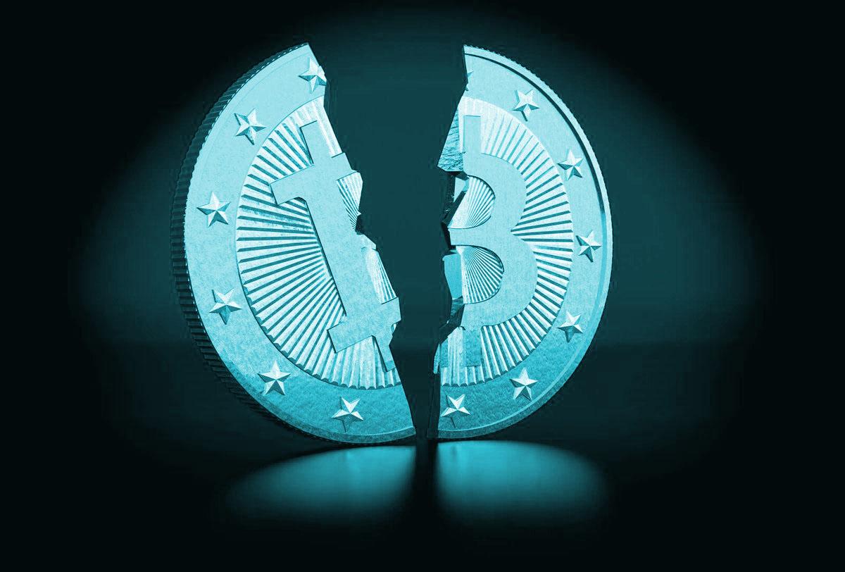Bitcoin, cuanto más alto, más dura será la caída.