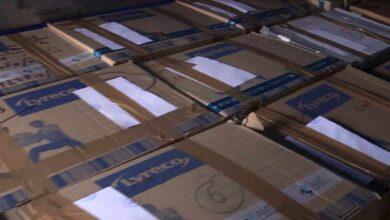 El 'archivo de ETA' llega a España: 40.000 folios, 300 armas y cientos de pruebas