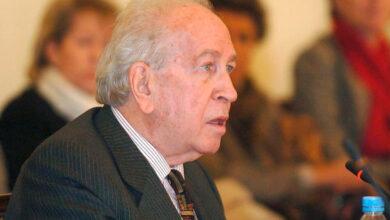 Fallece Robles Piquer, ministro de Educación del primer Gobierno de la Transición