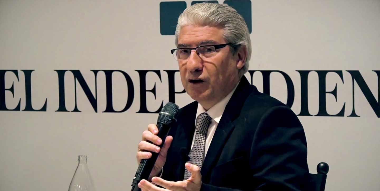 Casimiro García-Abadillo en las Conversaciones Independientes