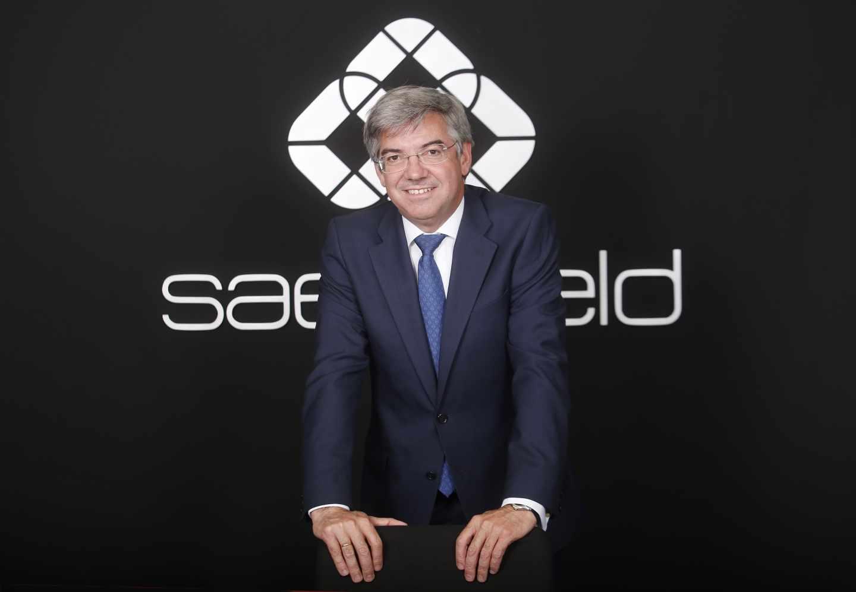 José Luis Martínez Dalmau, presidente de Saeta Yield.