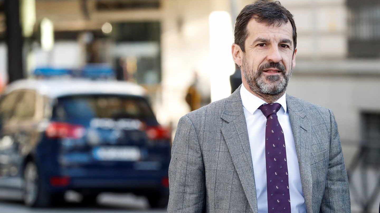 El jefe de los Mossos d'Esquadra, Ferrán López.