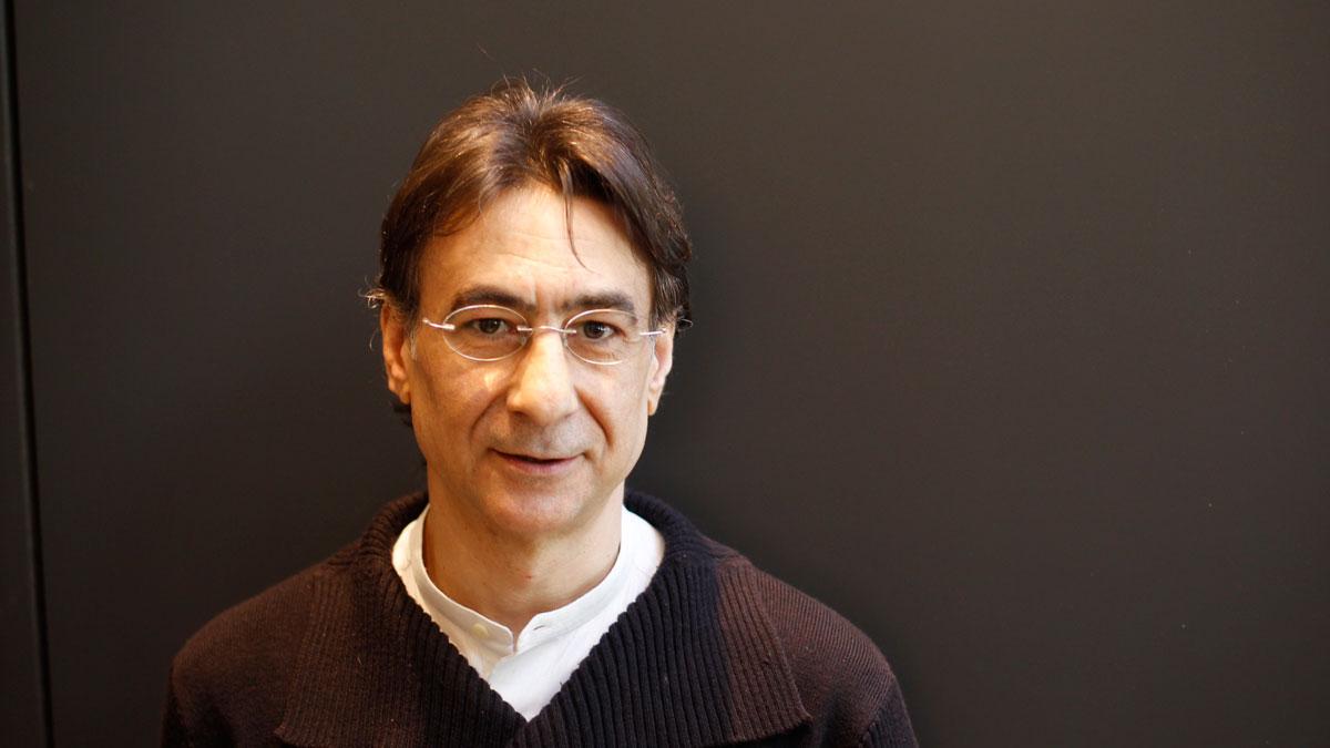 Gonzalo López Alba.