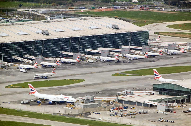 Ferrovial gana un 21% más impulsado por el aeropuerto de Heathrow.