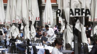 Hosteleros madrileños prevén una facturación extra de 15 millones por el cierre perimetral de Semana Santa