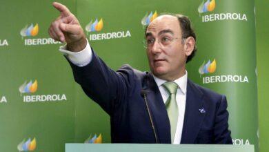 Iberdrola supera los 60.000 millones de valor en bolsa y da el 'sorpasso' a Santander