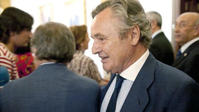 López de Hierro, marido de Cospedal.