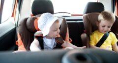 Los enfermeros lanzan una campaña para que los niños convenzan a sus padres de dejar de fumar en el coche.