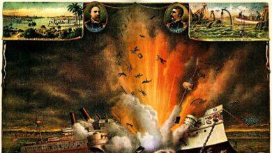 La tragedia del Maine: la explosión que sentenció al Imperio español