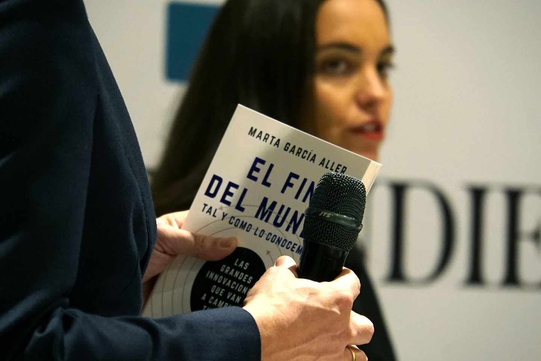 El libro de Marta G. Aller en las Conversaciones Independientes sobre el futuro de la prensa de calidad.