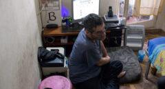 Juan, el mendigo que busca trabajo por LinkedIn