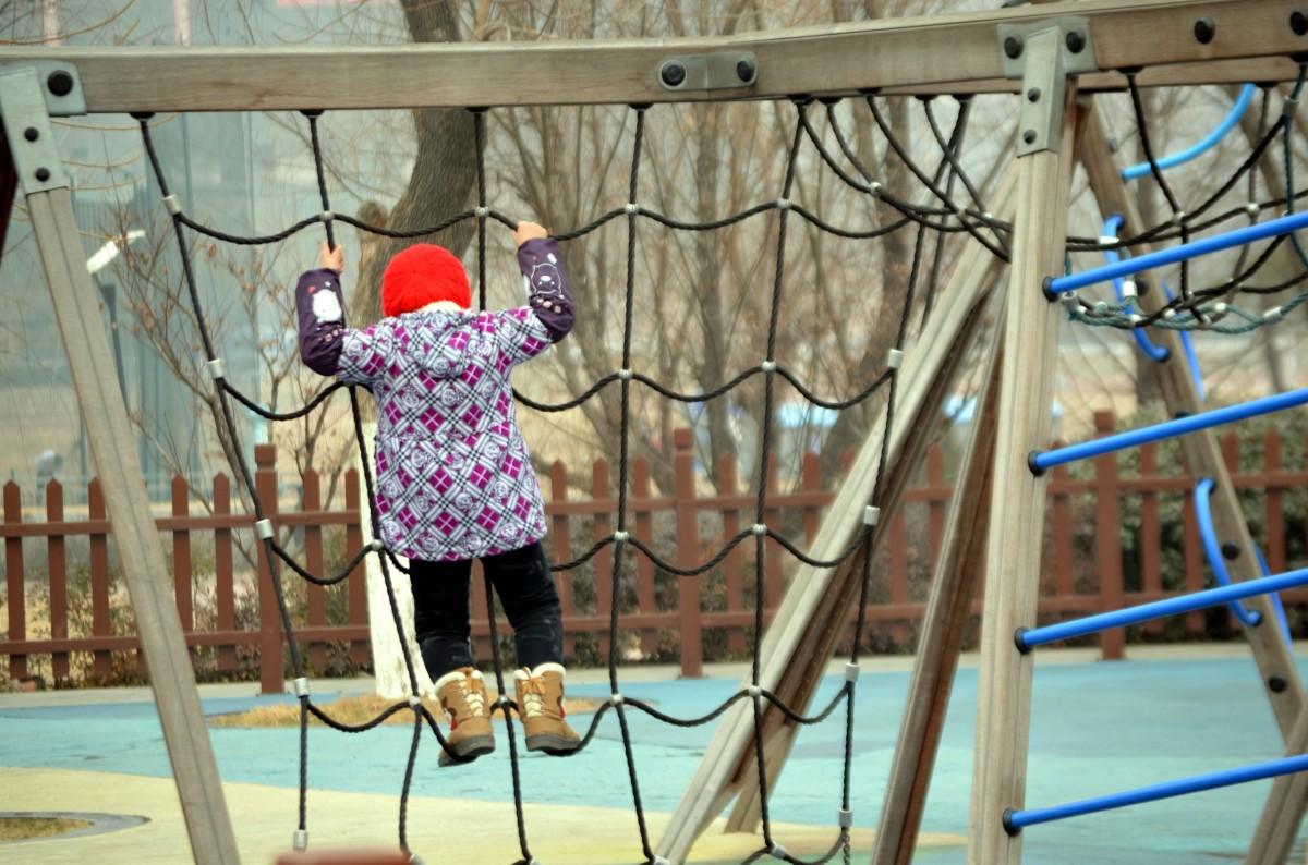 Los niños que crecen en áreas con más zonas verdes tienen distinta estructura cerebral.