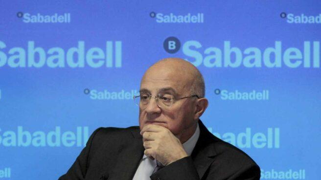 Sabadell espera disparar su beneficio un 75% hasta 2020.