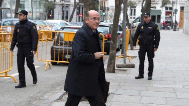Diego Pérez de los Cobos, coronel de la Guardia Civil.