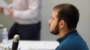 Confirman otra condena de dos años y medio para Hasel por amenazas y obstrucción a la justicia