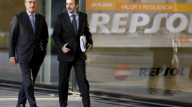 CVC acelera la compra del 20% de Gas Natural que controla Repsol.