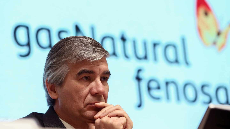 El presidente ejecutivo de Gas Natural Fenosa, Francisco Reynés.