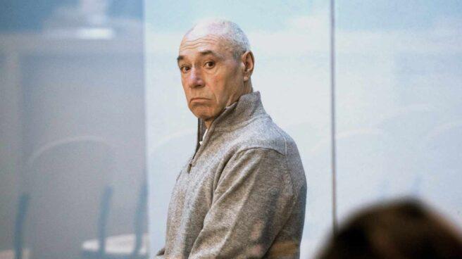 El ex dirigente etarra 'Santi Potros', en un juicio en la Audiencia Nacional.
