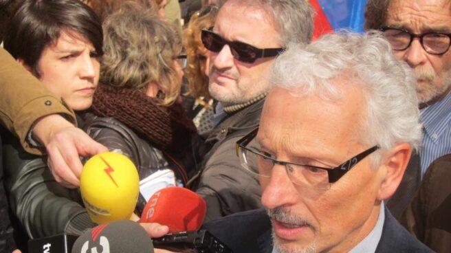 El ex senador de ERC Santi Vidal.