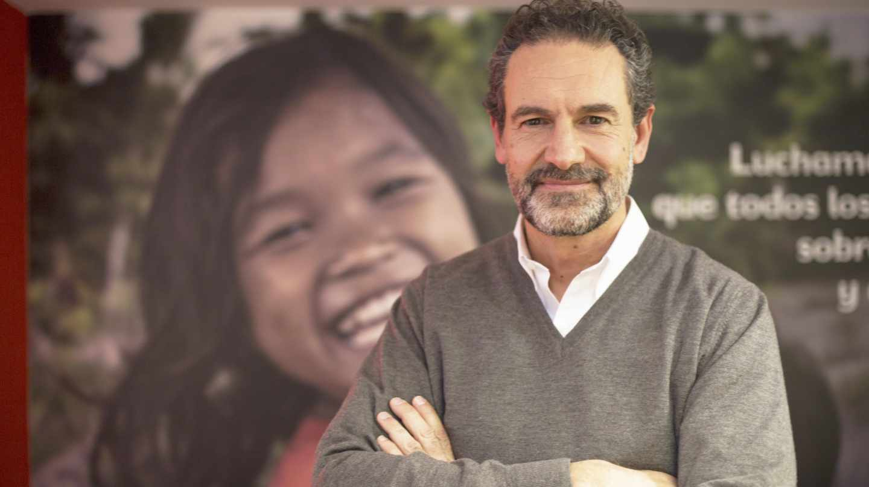 Andrés Conde, Director Ejecutivo Save the Children España.