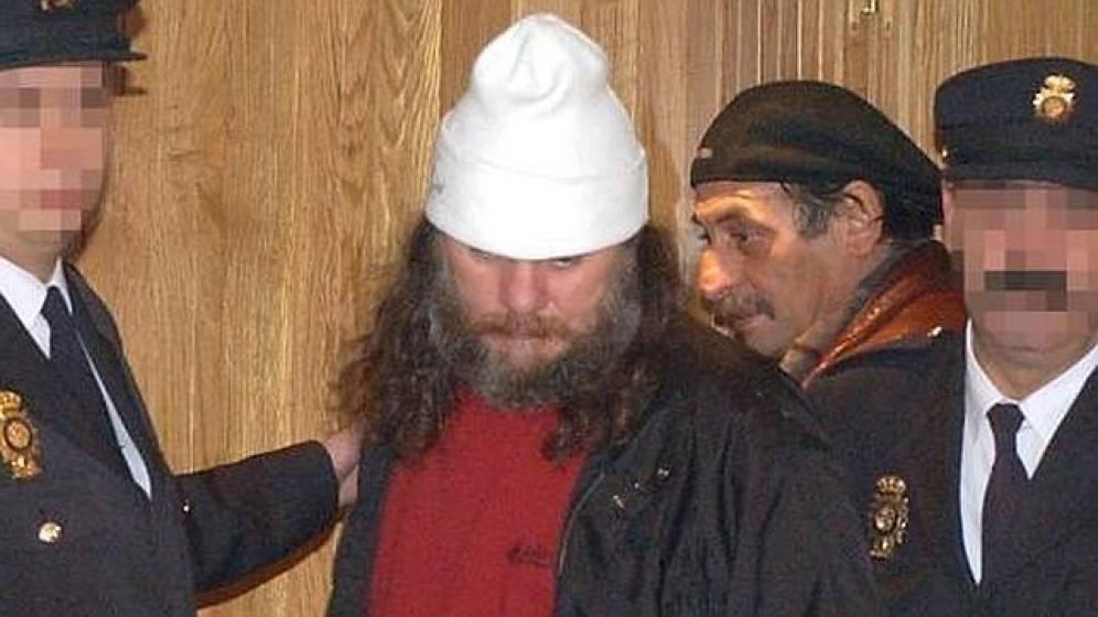 El narco Sito Miñanco, durante un juicio celebrado en el año 2004.